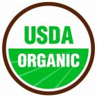 USDA Certified Organic-Click to Enlarge Image