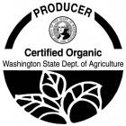 WSDA Organic Label-Click to Enlarge Image